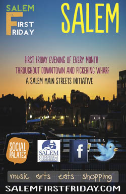 Salem First Friday