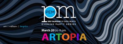 Artopia banner