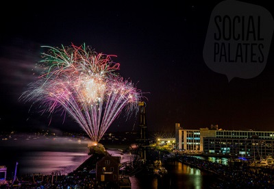 Salem Fireworks