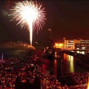 Salem--- Filled with History, Overflows for Celebration on the 4th of July