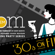 PEM/PM Explores Pivotal Period of Hollywood, The 1930s