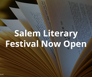 Salem Literary Festival, a Writer's Resource