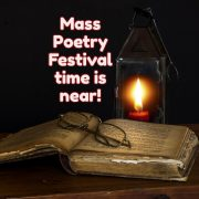 Poetry Festival In Year Eight;  Witness Words Come Alive, Mark the Date