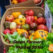 Summer is Near, and the Salem Farmers' Market is Here