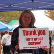 Salem Farmers' Market Closing for the Season