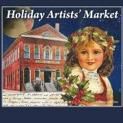 Holiday Artists' Market Open Today in Nearby Salem