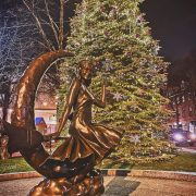 New Salem Winterlude Initiative Lights Up the Downtown