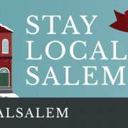 Salem Invites Residents to Stay Local