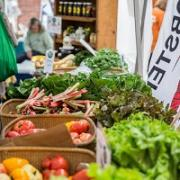 Fruits, Veggies, & More at Salem Farmers' Market
